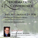 Five Solas Reformation Conference